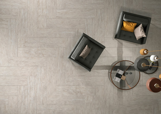 Origini | White tweed by Lea Ceramiche
