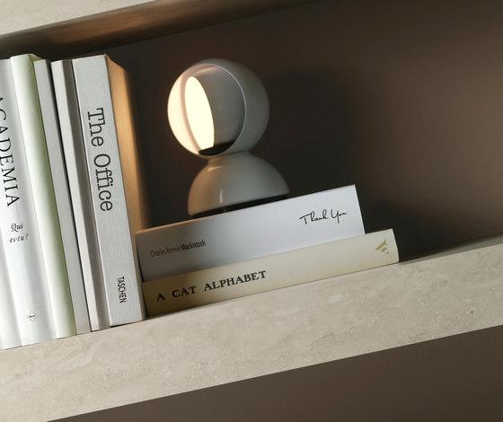 Origini | White gran damier by Lea Ceramiche