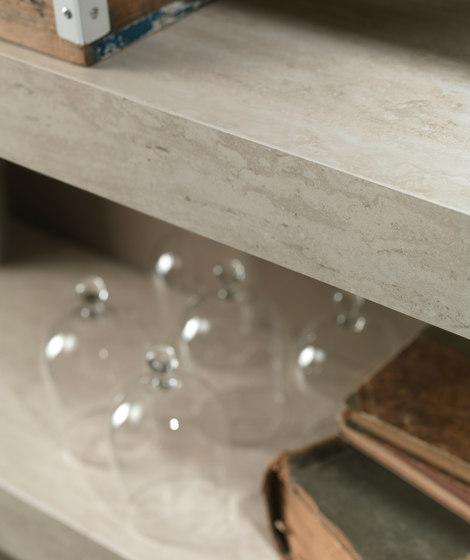 Origini | Light grey gran damier de Lea Ceramiche