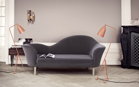 Grand Piano Sofa de GUBI
