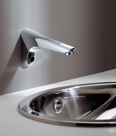 ceraplus brausethermostat up unterputz shower controls from ideal standard architonic. Black Bedroom Furniture Sets. Home Design Ideas
