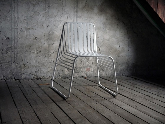 Molo chair by Delivié
