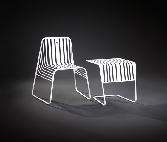 Molo chair di Delivié