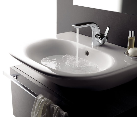 melange waschtischarmatur piccolo wash basin taps from. Black Bedroom Furniture Sets. Home Design Ideas