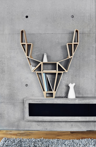 Deer shelf di BEdesign