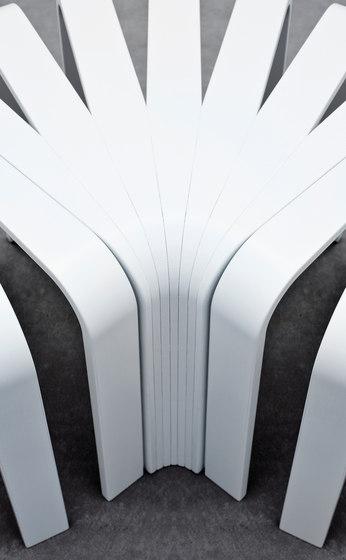 Fan stool by BEdesign