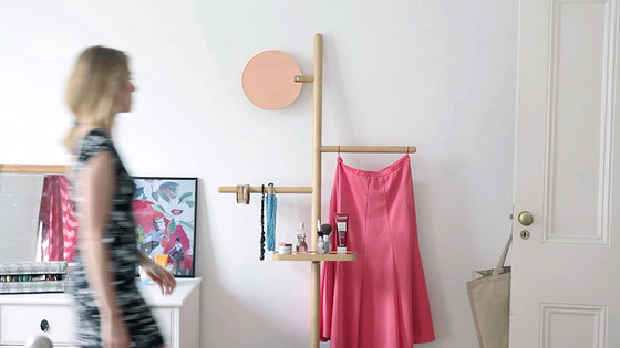 Camerino Wall Hooks by brose~fogale