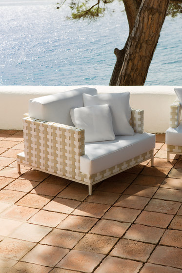 Caleta corner table di Point