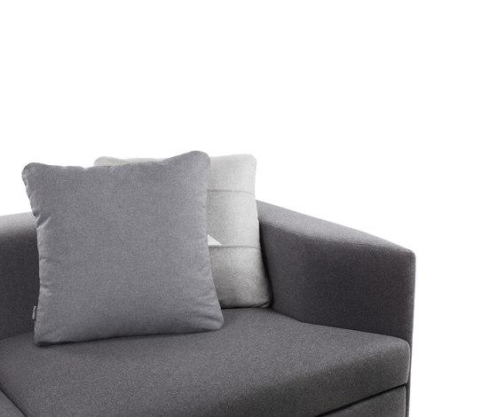 Kangaroo Cushion Camira Craggan by OBJEKTEN
