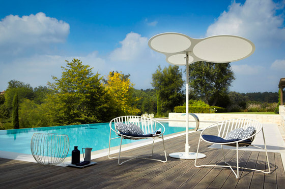Hamptons Graphics 9721 chair de ROBERTI outdoor pleasure
