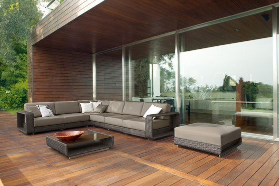 Hamptons 9610 lounge de ROBERTI outdoor pleasure