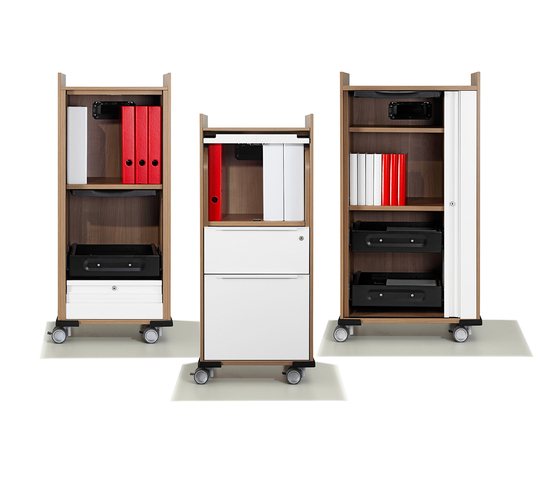 winea maxx caddy pedestals from wini b rom bel architonic. Black Bedroom Furniture Sets. Home Design Ideas