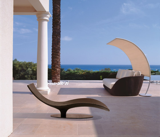 St. Tropez 9568 sunbed de ROBERTI outdoor pleasure