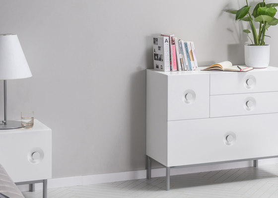 ELLA. Chest of Drawers by Miior