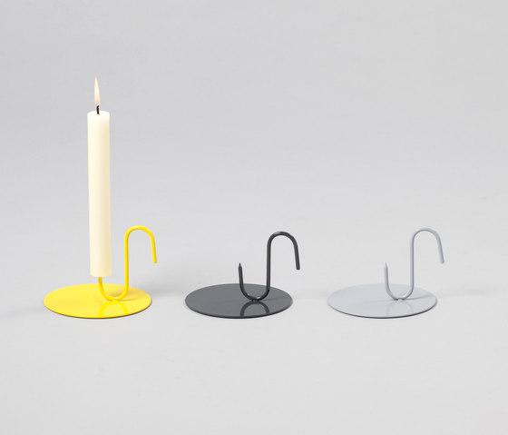 Spike Candleholder by Utensil