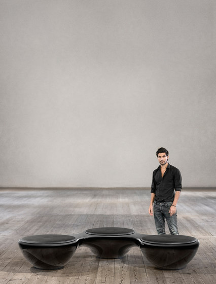 Union Bench Panorama von Jangir Maddadi Design Bureau