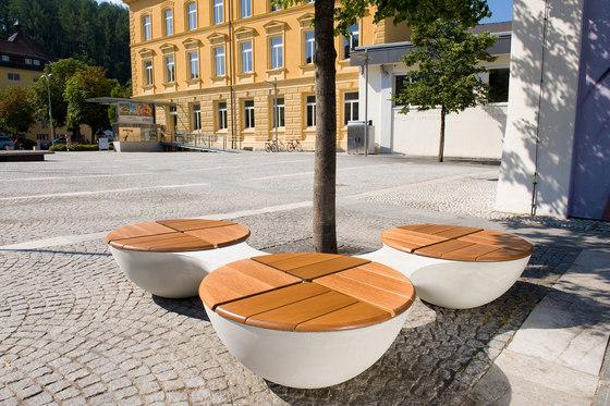 Union Concrete Flowerpot by Jangir Maddadi Design Bureau