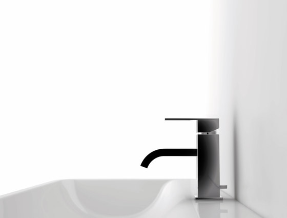 135 2310 Wall spout for basin or bathtub by Steinberg