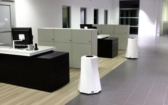 Butler office waste baskets from jangir maddadi design for Bureau dessin