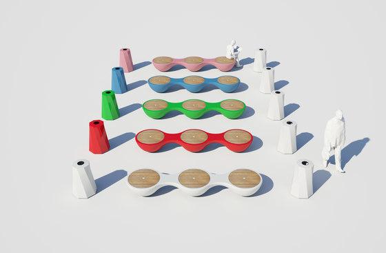 Butler Flowerpot by Jangir Maddadi Design Bureau