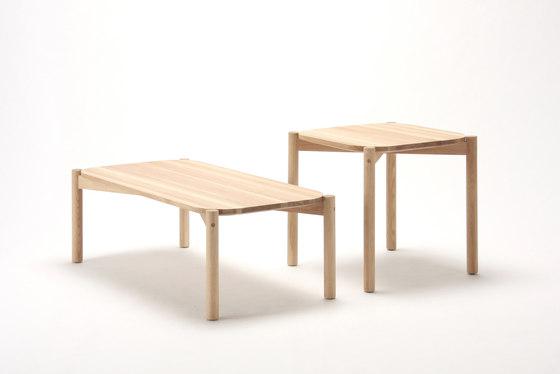 Castor Table 150 by Karimoku New Standard