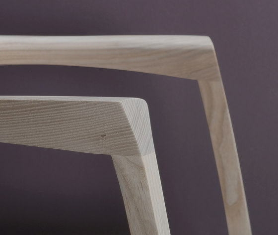 lineground #2 chair by Skram