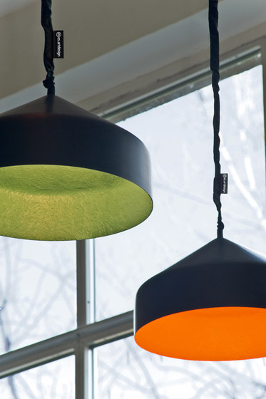 Cyrcus lavagna orange by IN-ES.ARTDESIGN