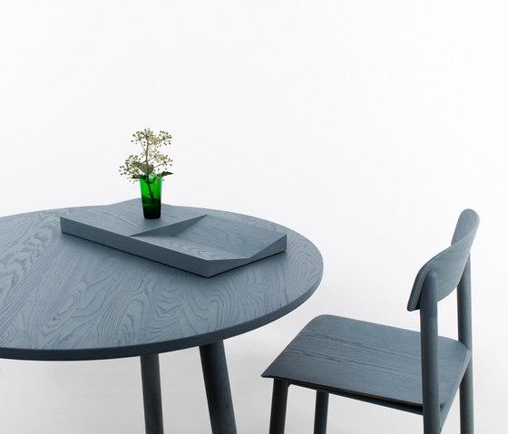 Profile Table Crossframe Square 160 von STATTMANN NEUE MOEBEL