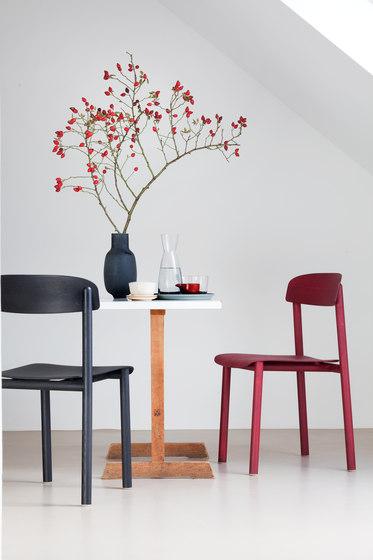 Profile By STATTMANN NEUE MOEBEL Chair Table Round 94