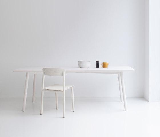 Profile By STATTMANN NEUE MOEBEL Table Crossframe Chair