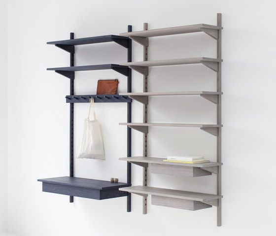 Unit Coat Rack by Stattmann