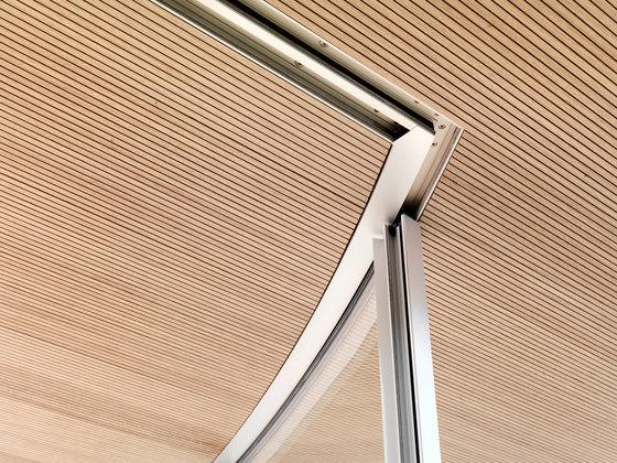 Arc sliding window by Sky-Frame