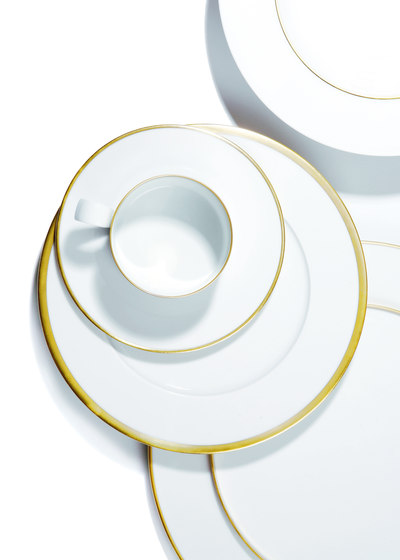 MY CHINA! TREASURE GOLD Pasta plate by FÜRSTENBERG