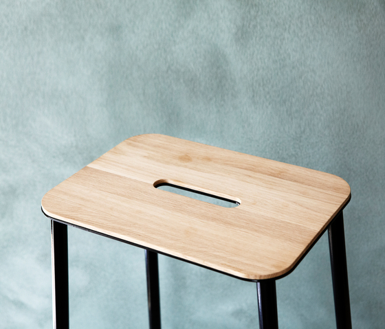 Adam Low Table Small by Frama