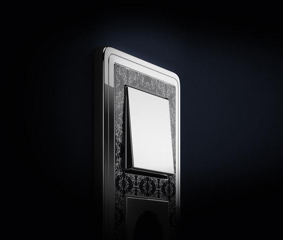 ClassiX chrome by Gira