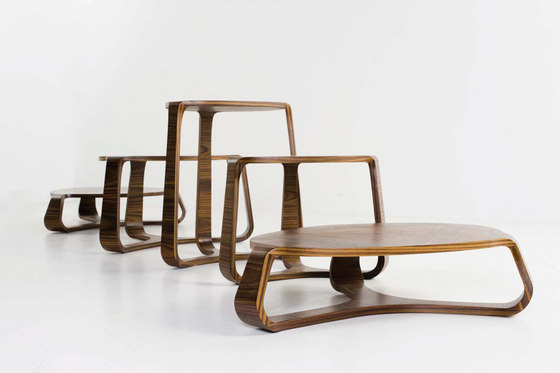 Domenico Plano Table von Stellar Works