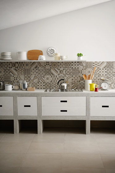 Block Naturale Mosaico Beige di Marazzi Group