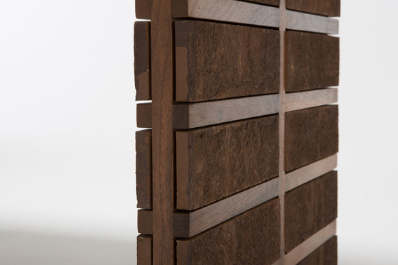 Brick bench by H Furniture