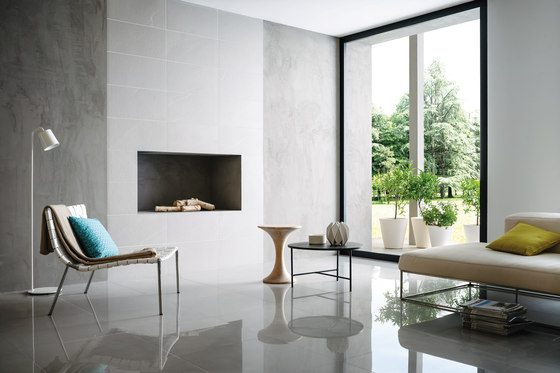 Sistem E Expression Bianco Levigato by Marazzi Group