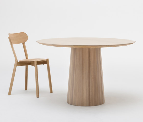 Colour Wood Plain Large by Karimoku New Standard