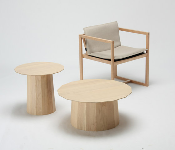 Colour Wood Dining Plain by Karimoku New Standard