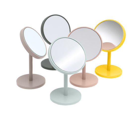 BEAUTY  standalone mirror by Schönbuch