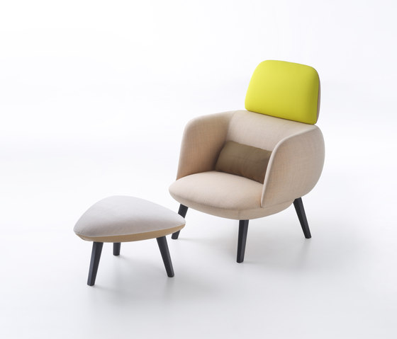 Betty Low Armchair de Maxdesign