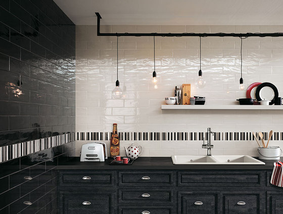Manhattan Black de Fap Ceramiche