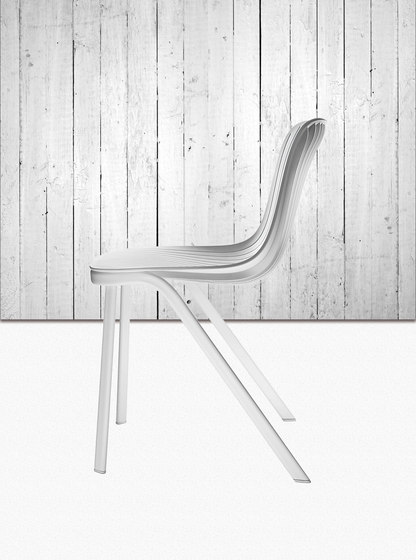 Dragonfly | Swivel stool H.75 cm fixed height by Segis
