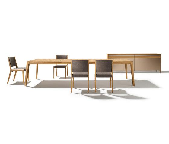 mylon table by TEAM 7