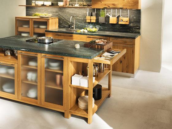 loft k che einbauk chen von team 7 architonic. Black Bedroom Furniture Sets. Home Design Ideas