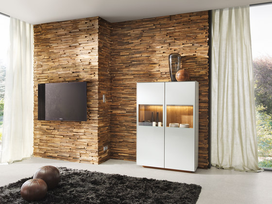 waldkante wall panel by TEAM 7
