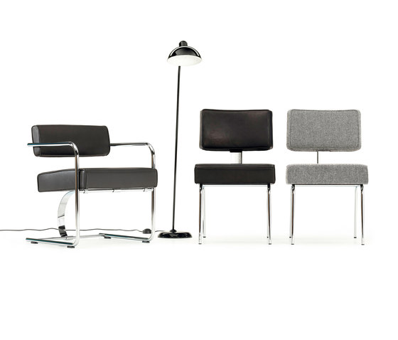 Tremaine Side Chair Steel by VS