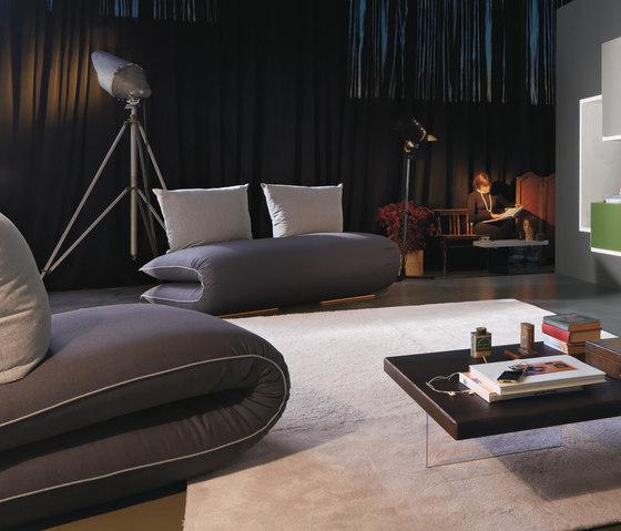 Chama armchair sessel von lago architonic for Lago villa del conte